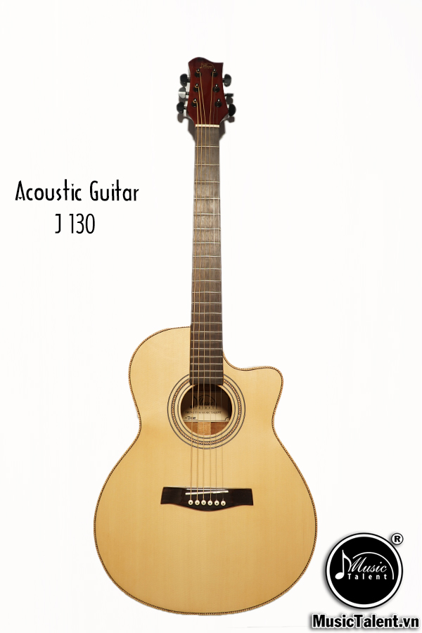ĐÀN GUITAR ACOUSTIC J-130 EQ